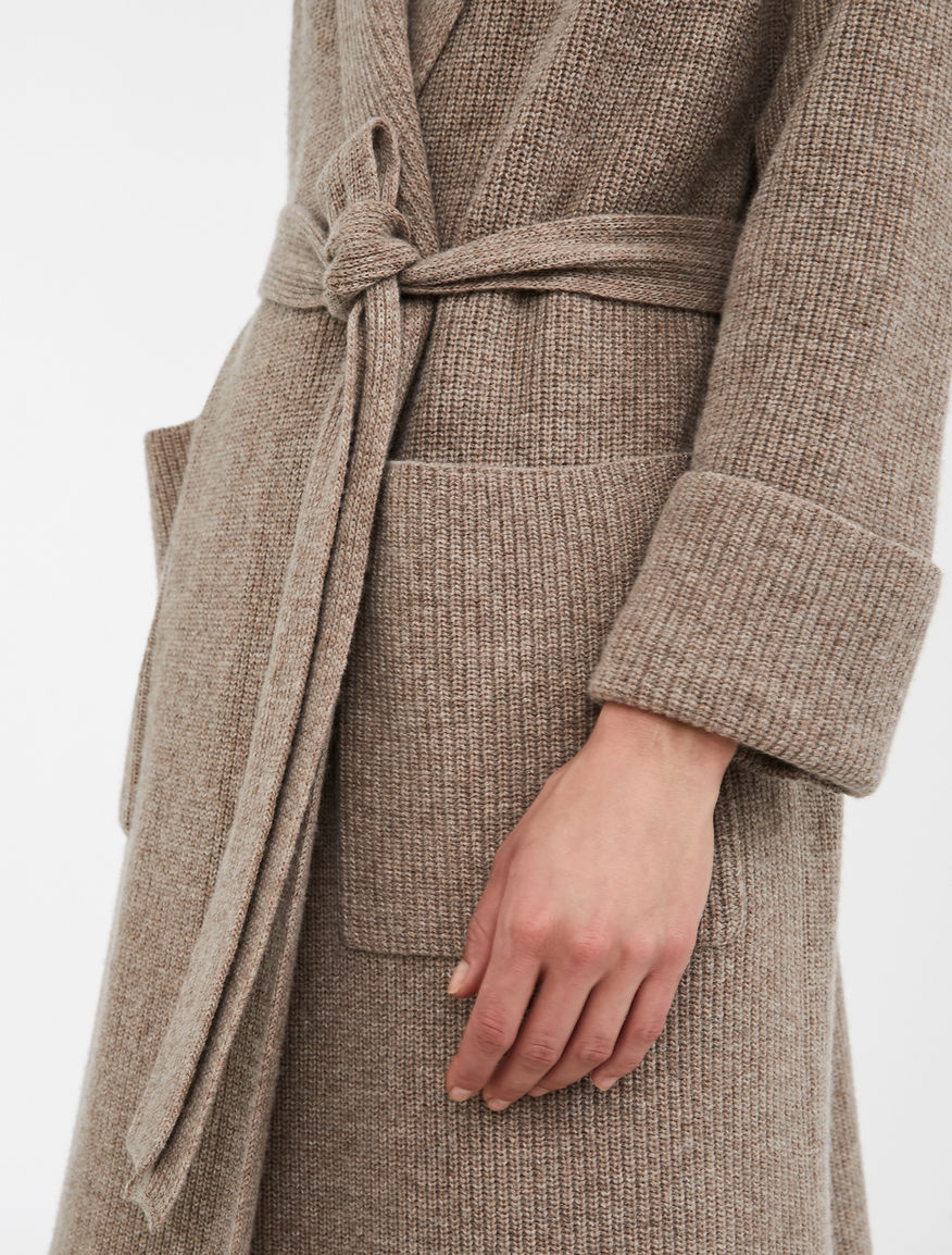 Wool yarn coat Weekend Maxmara