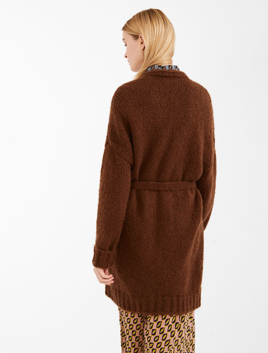 Cardigan in filato mohair Weekend Maxmara