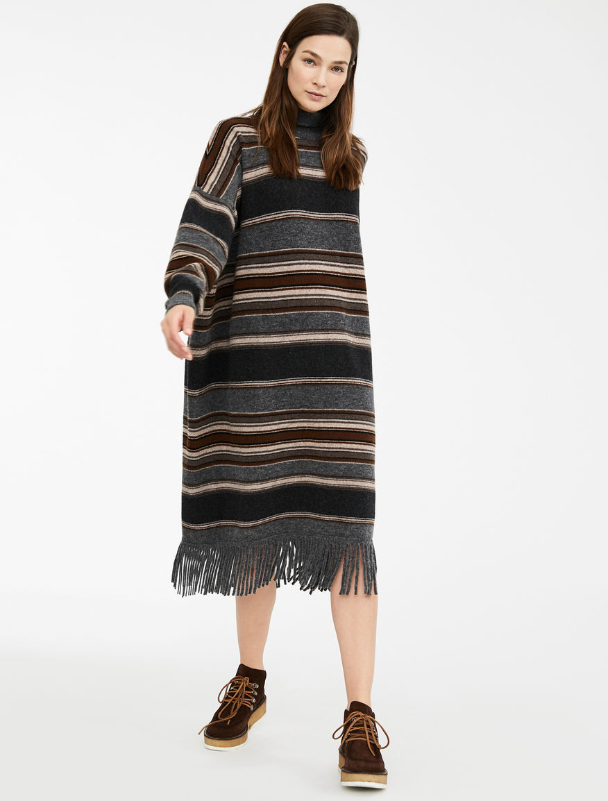 Alpaca and wool dress Weekend Maxmara