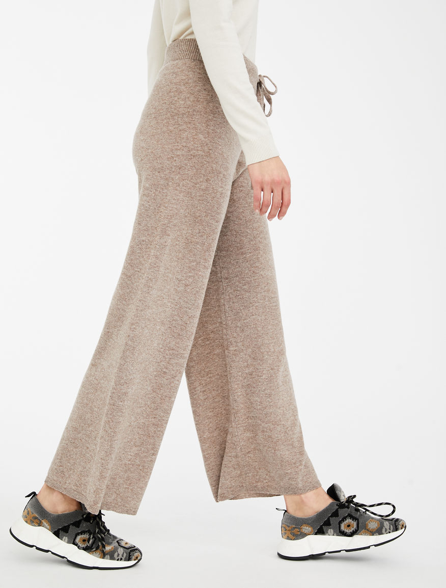 Wool yarn trousers Weekend Maxmara