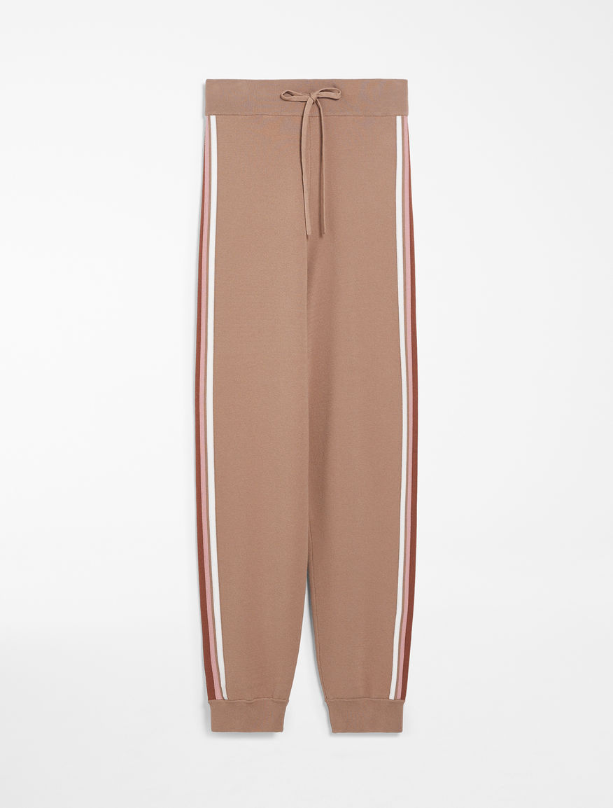 Pantaloni in filato di viscosa Weekend Maxmara