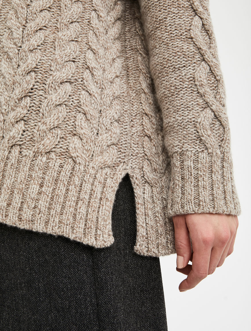 Wool yarn pullover Weekend Maxmara