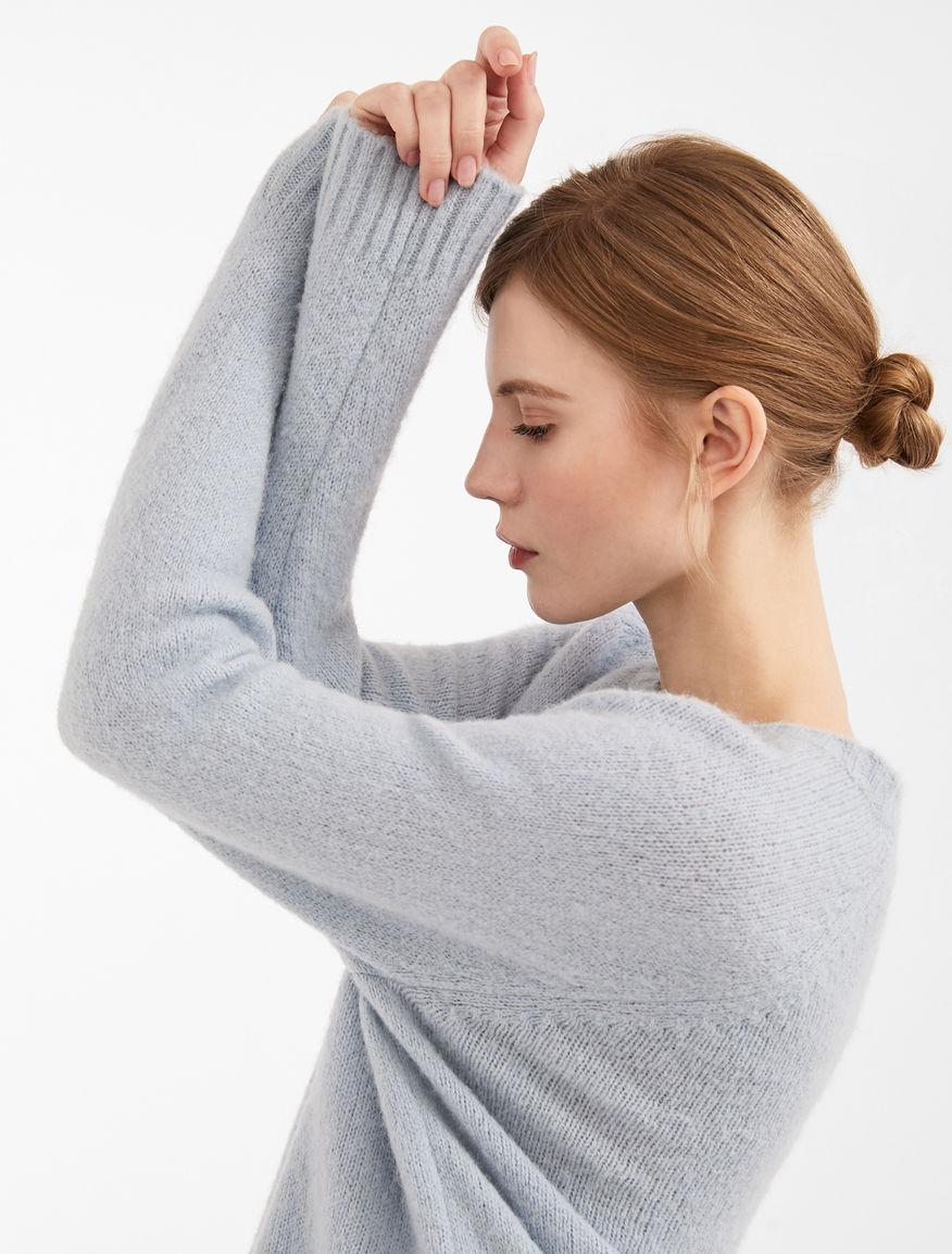 Alpaca yarn jumper Weekend Maxmara
