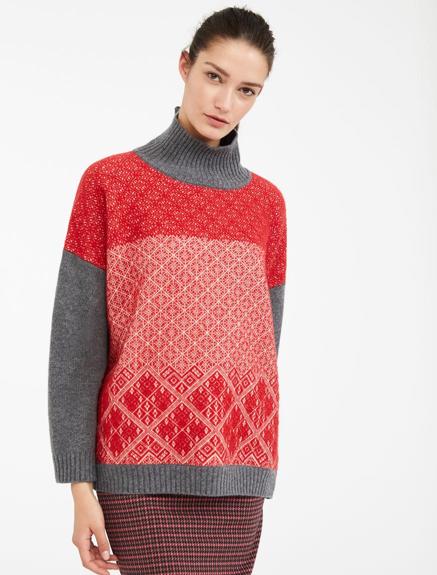 Wool and mohair jumper Weekend Maxmara