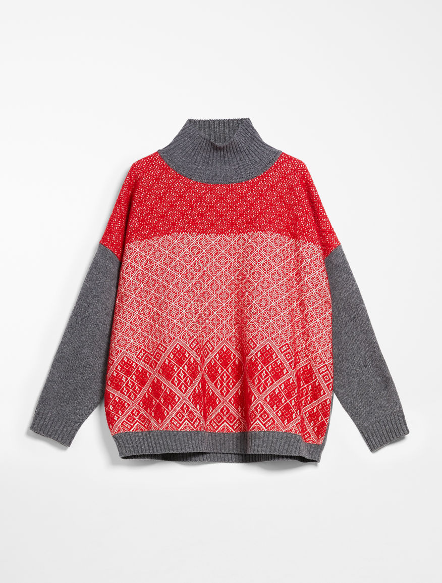 Wool and mohair jumper Weekend Maxmara