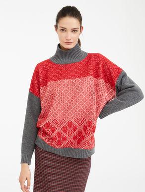 Maglia in filato di lana e mohair Weekend Maxmara