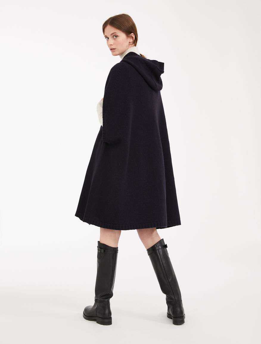 Wool spun cape Weekend Maxmara