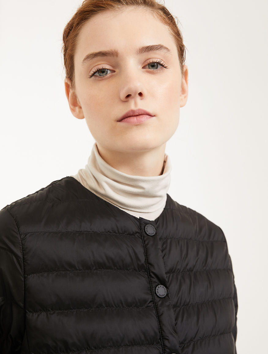 Water-repellent canvas padded jacket Weekend Maxmara