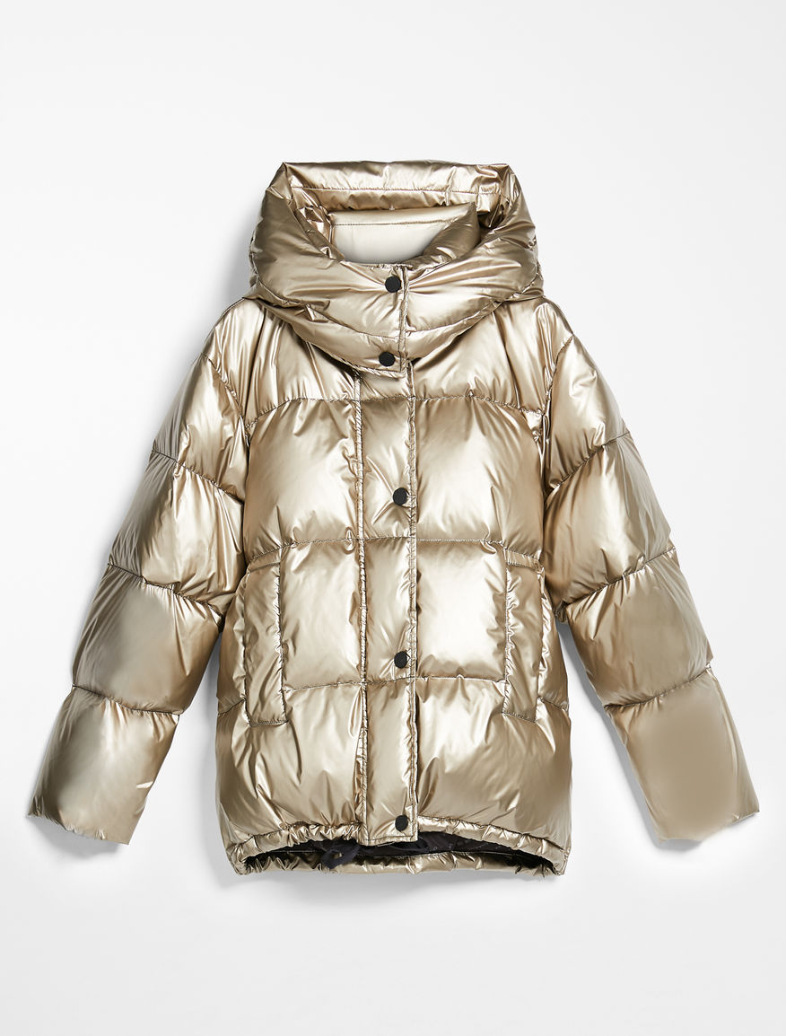 Water-repellent coated taffeta down jacket Weekend Maxmara