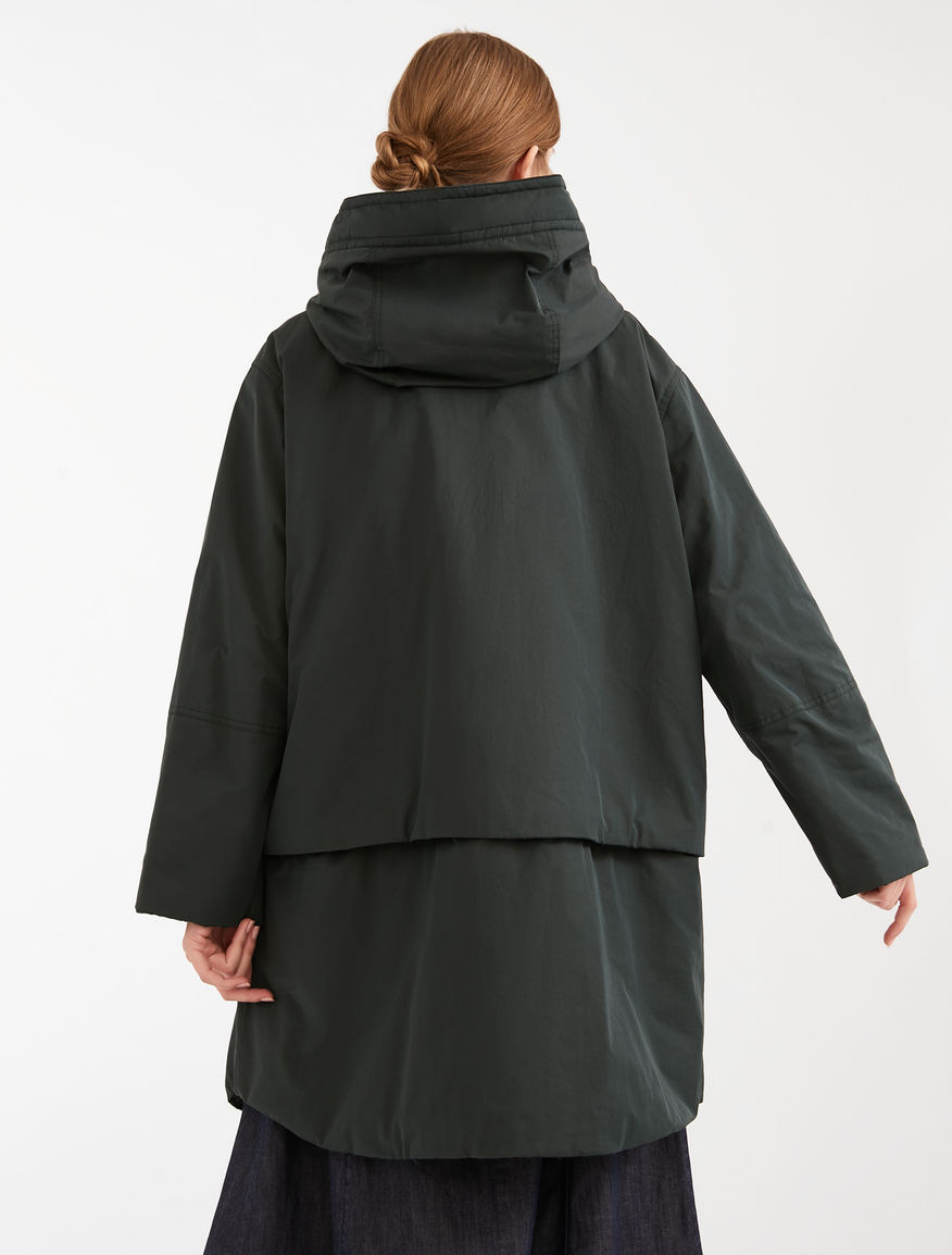 Reversible jacket in cotton gabardine Weekend Maxmara