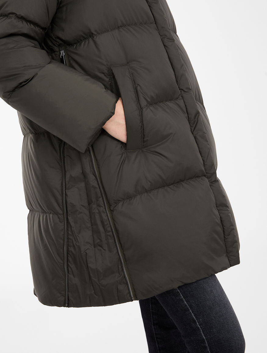 Water-repellent canvas padded jacket Weekend Maxmara