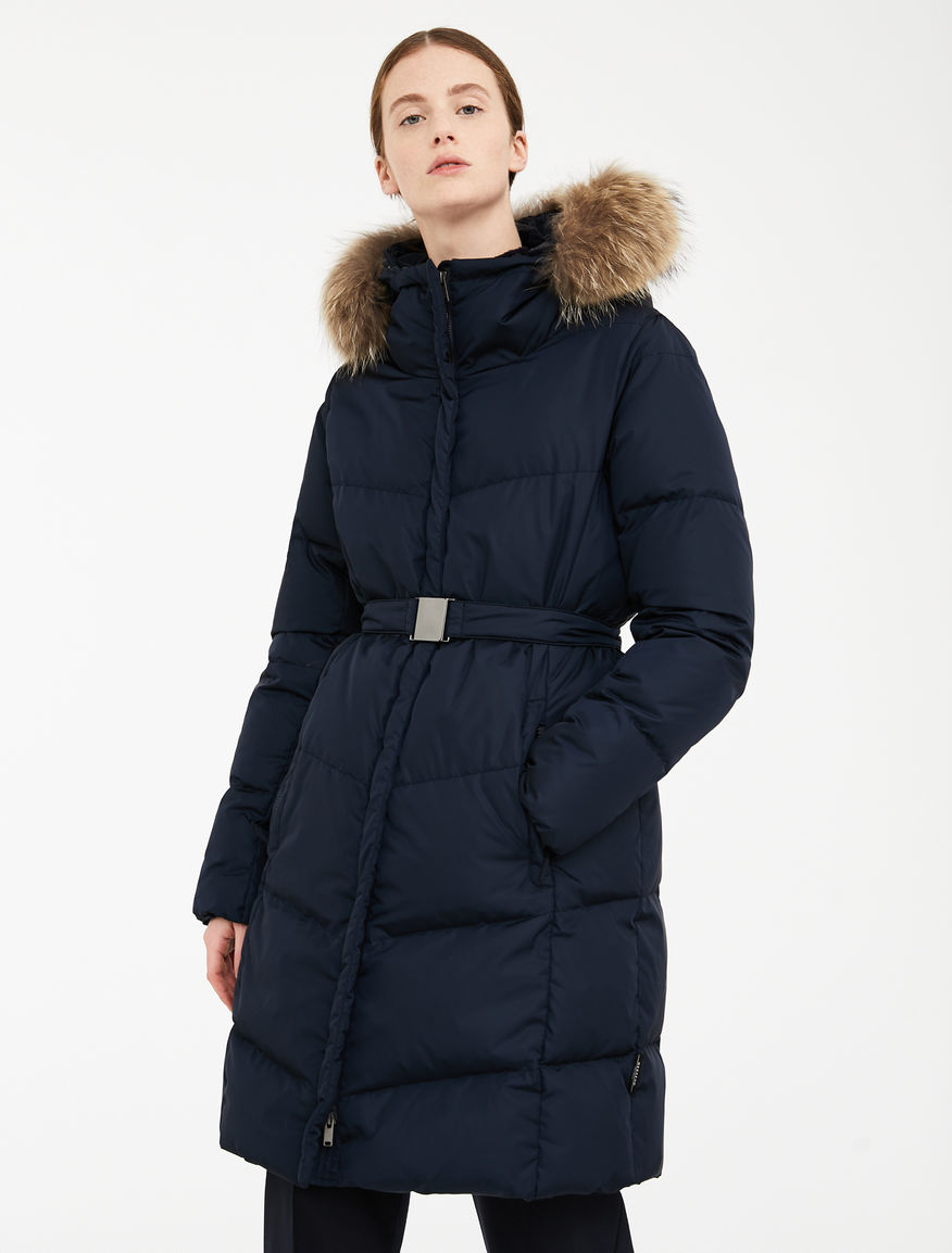 Water-repellent taffeta down coat Weekend Maxmara