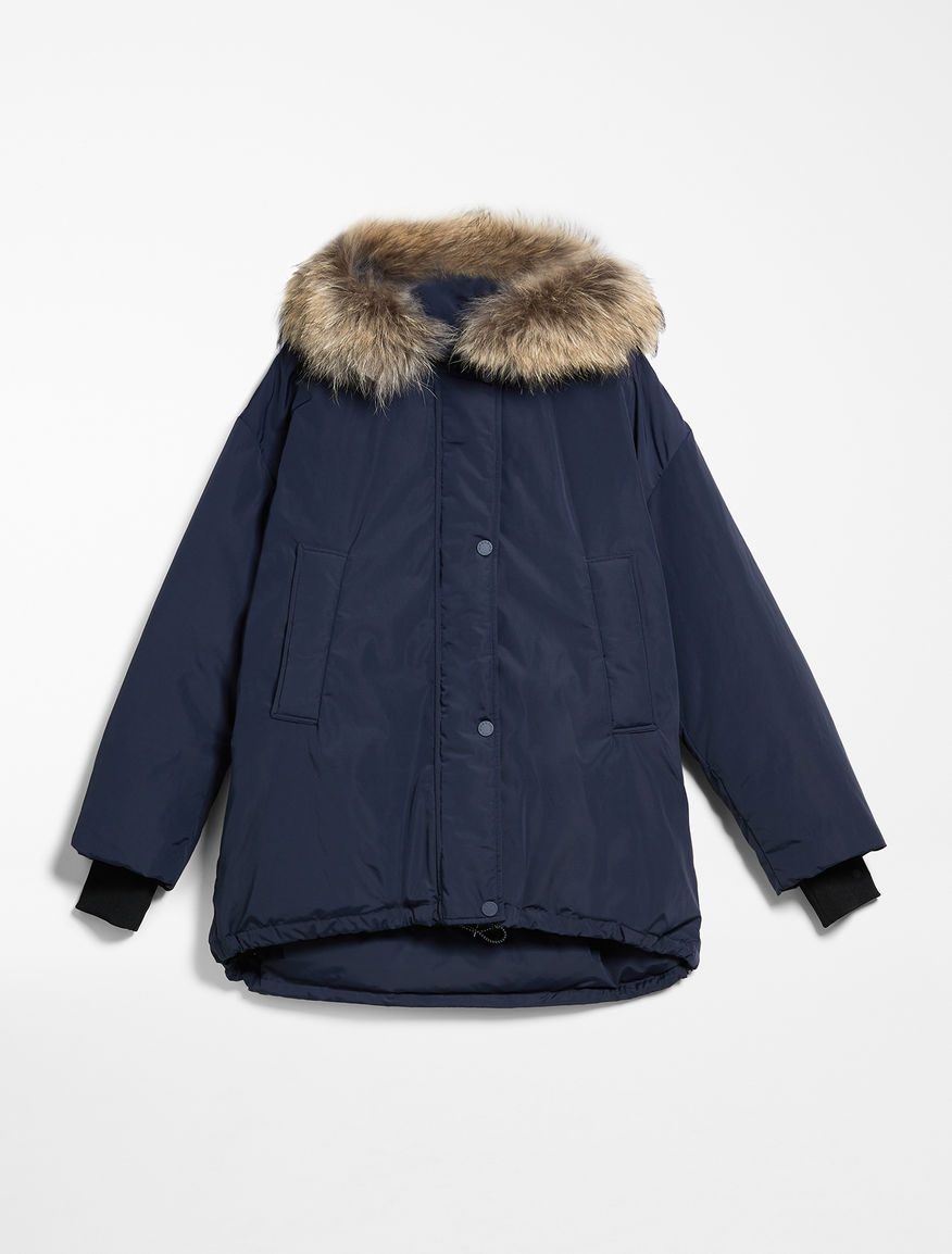 Water-repellent faille down jacket Weekend Maxmara