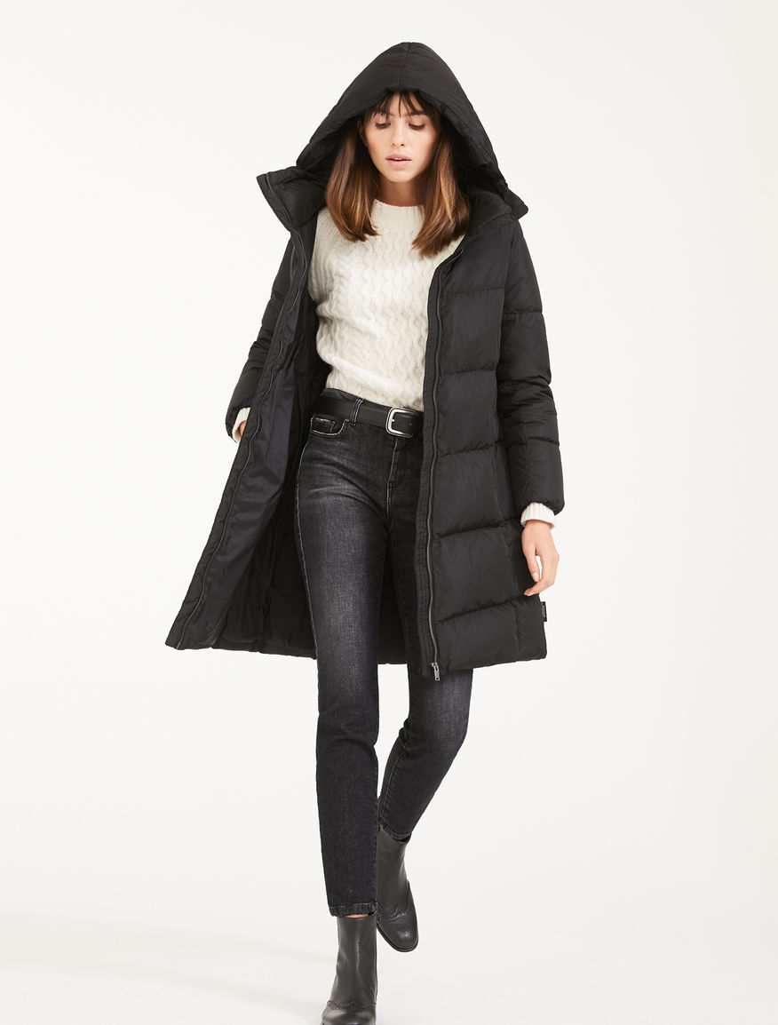 Water-repellent canvas down jacket Weekend Maxmara