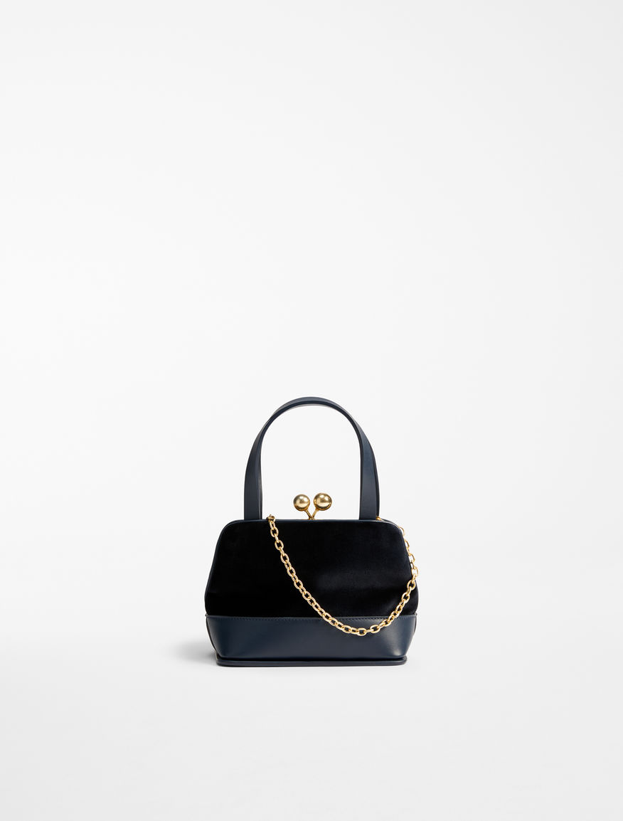 Velvet bag Weekend Maxmara