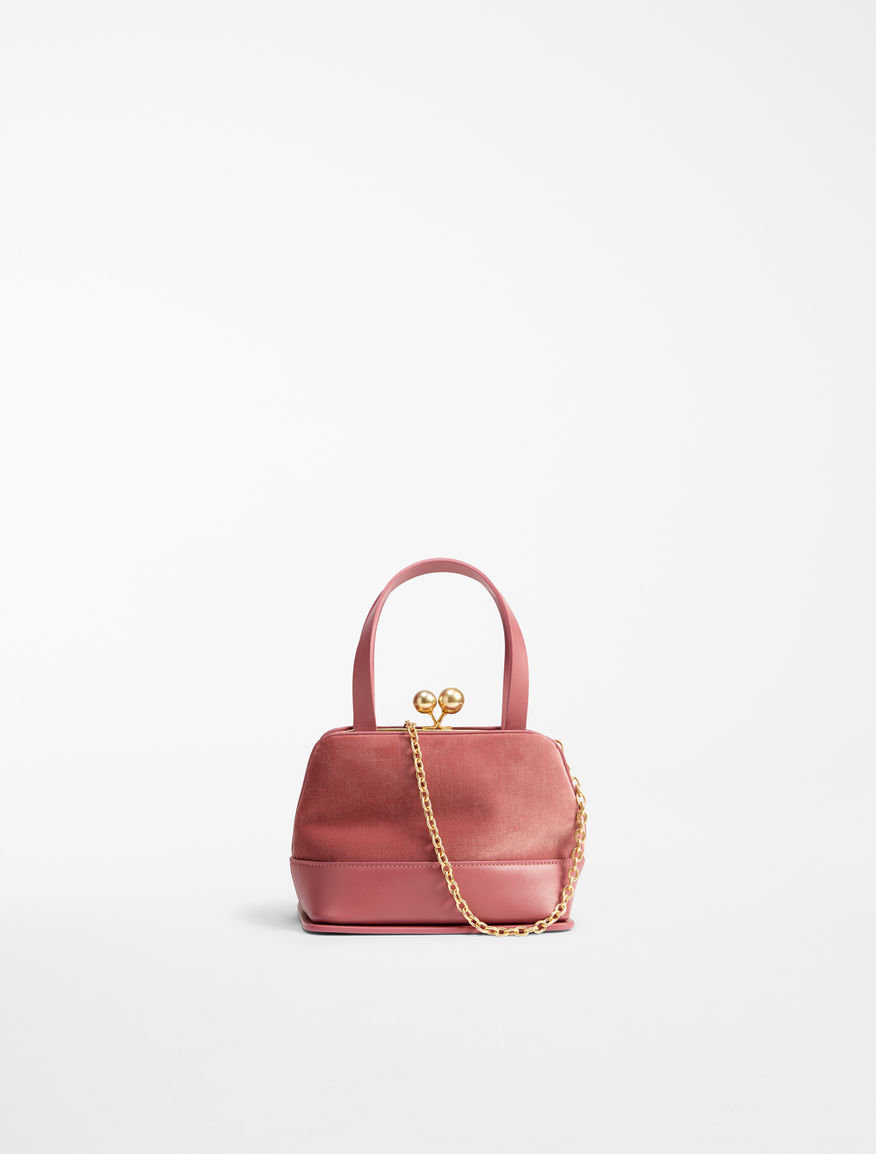 Borsa Lady in velluto Weekend Maxmara