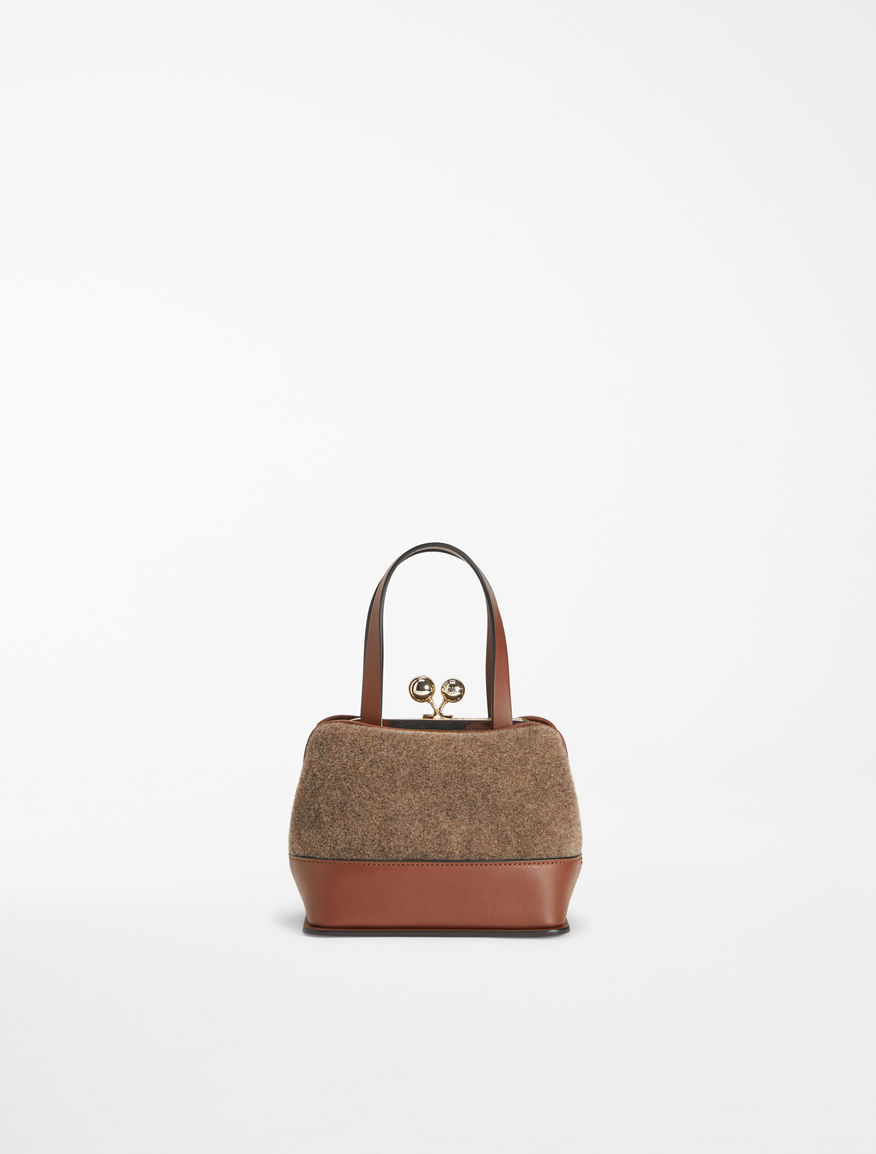 Felt Lady bag Weekend Maxmara