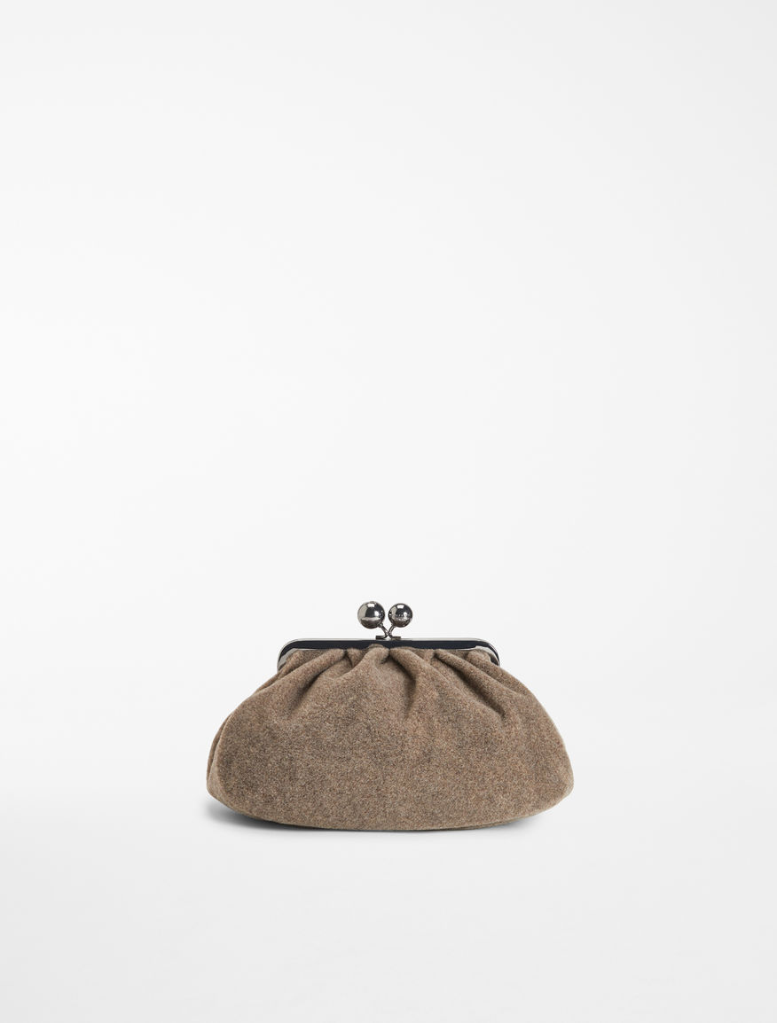 Maxi Pasticcino Bag in cable stitch Weekend Maxmara