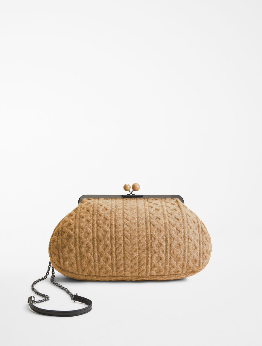 Medium Pasticcino knitted bag Weekend Maxmara