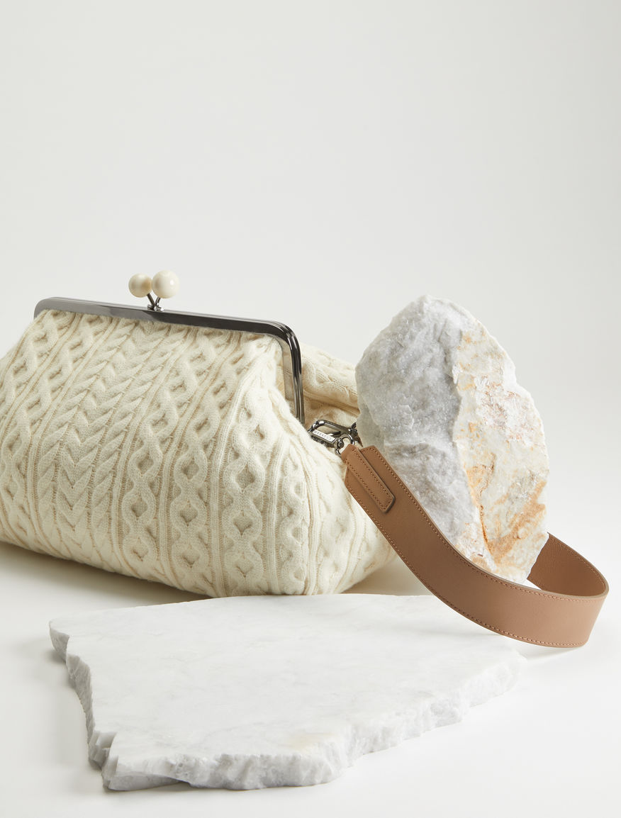 Medium Pasticcino Bag in sheepskin Weekend Maxmara