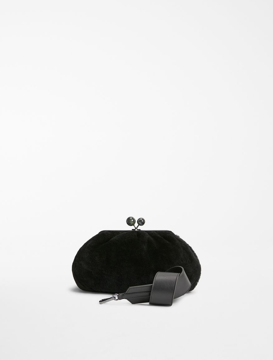 Medium Pasticcino Bag in sheepskin Weekend Maxmara