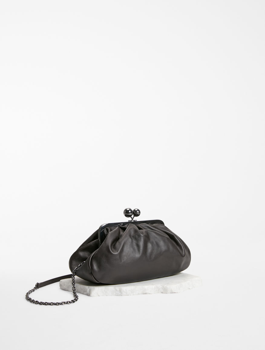 Medium Pasticcino Bag in leather Weekend Maxmara