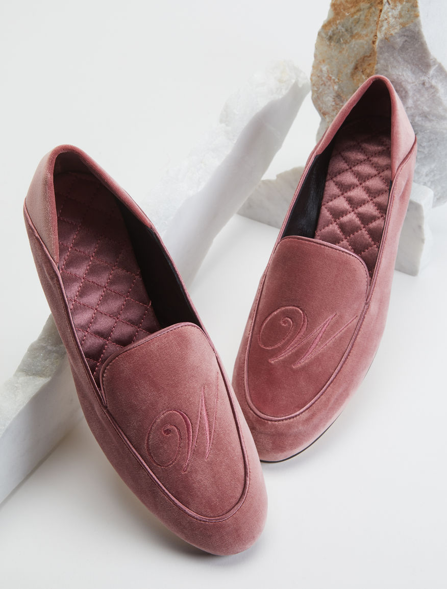 Velvet moccasin Weekend Maxmara