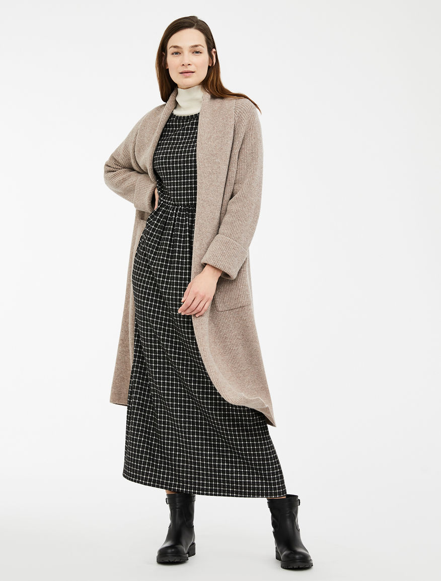 Abito in jersey di flanella Weekend Maxmara