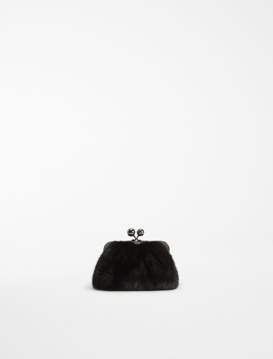 Mini mink Pasticcino Bag Weekend Maxmara