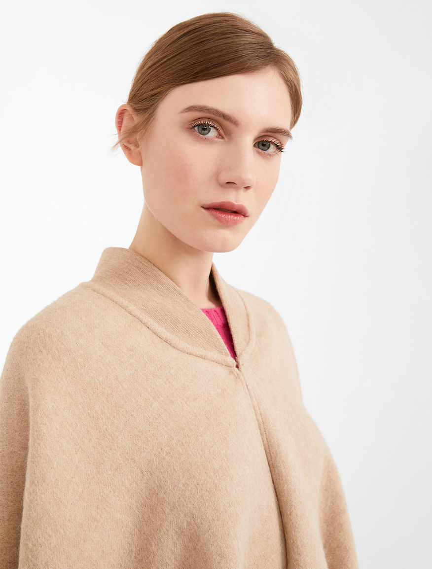Cappa in alpaca Weekend Maxmara