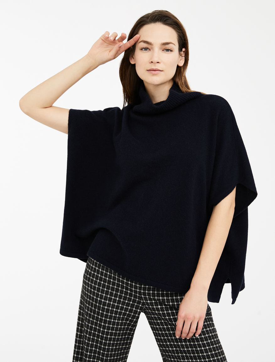 Poncho in misto cachemire Weekend Maxmara