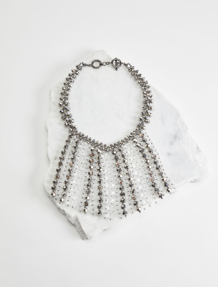Choker with glass pendants Weekend Maxmara