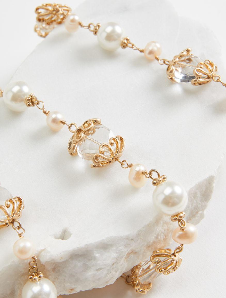 Deco style necklace Weekend Maxmara
