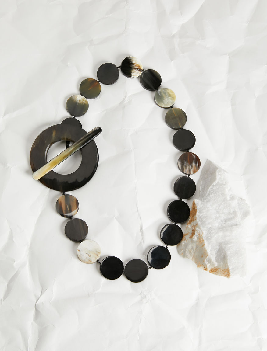 Necklace in horn Weekend Maxmara