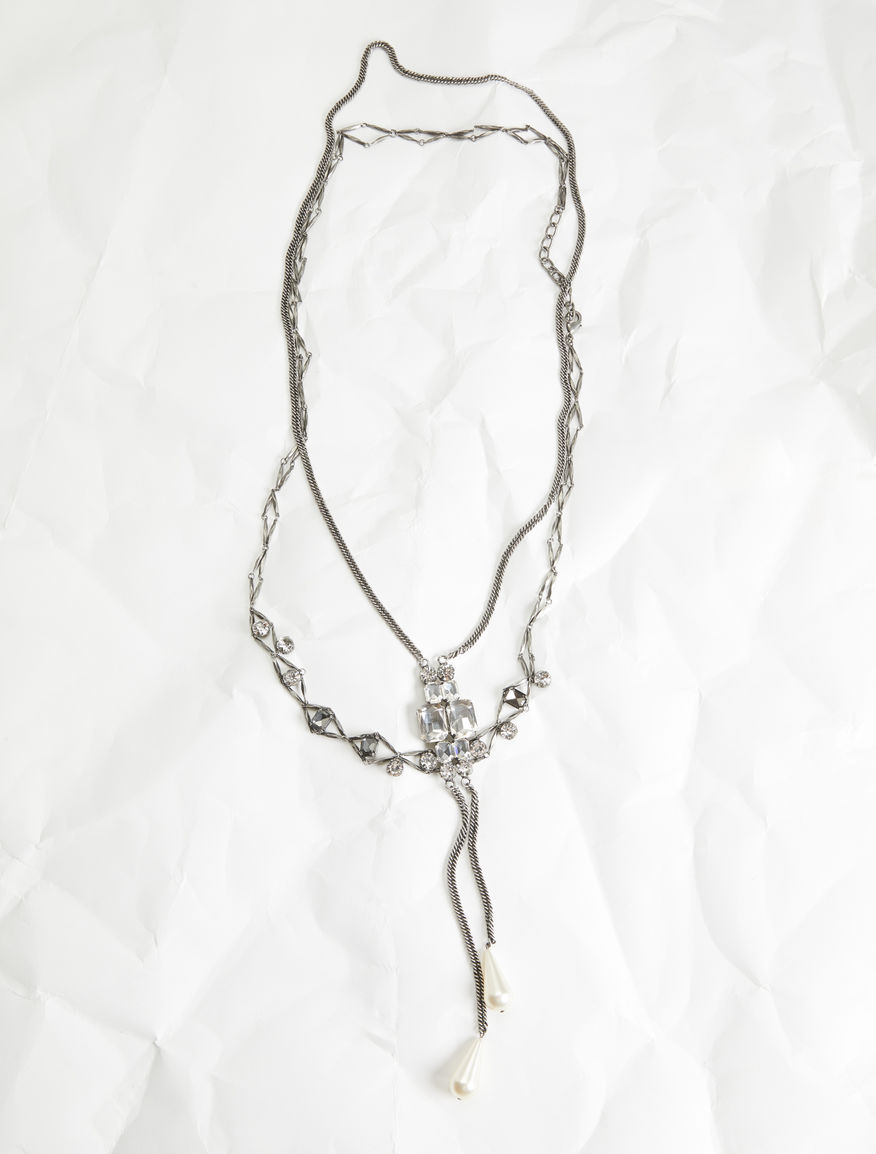 Set of two metal necklaces Weekend Maxmara