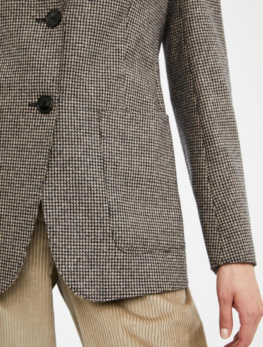 Jacquard jersey jacket Weekend Maxmara