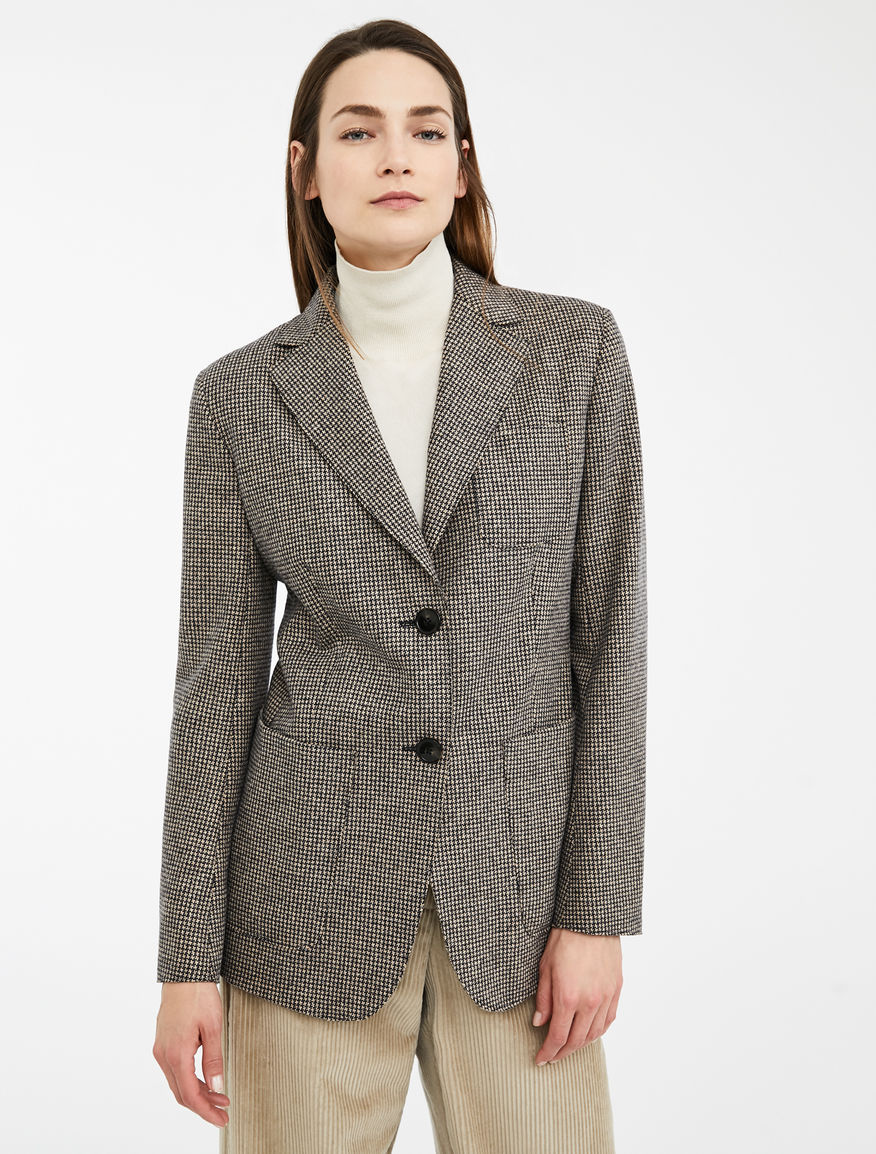 Jacquard jersey jacket Weekend Maxmara