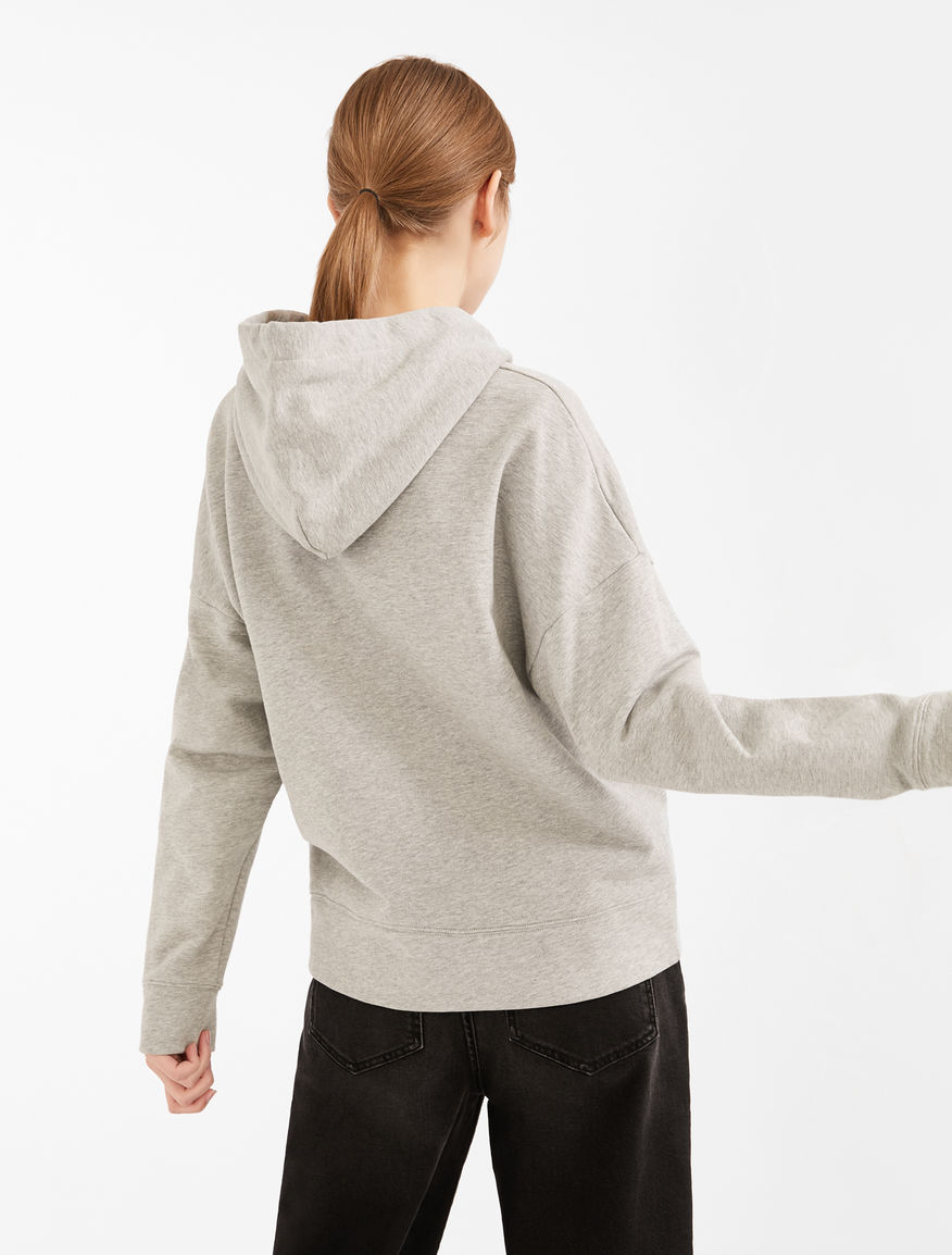 Cotton jersey sweatshirt Weekend Maxmara