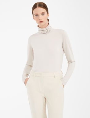 Lupetto di jersey stretch Weekend Maxmara