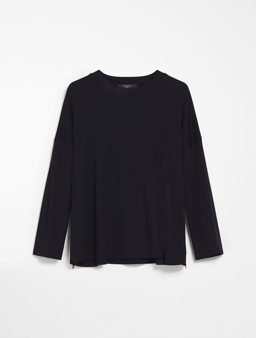 Viscose jersey sweatshirt Weekend Maxmara