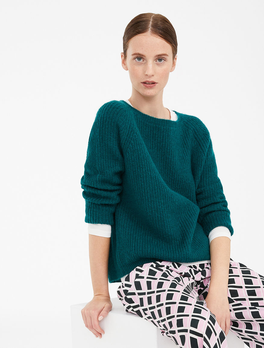 Wool gauze T-shirt Weekend Maxmara