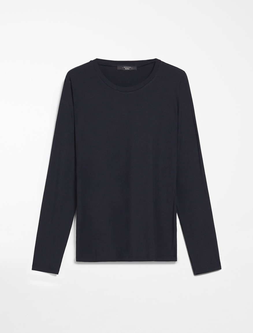 T-shirt in garza di lana Weekend Maxmara