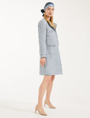 Cappotto in stuoia di cotone Weekend Maxmara