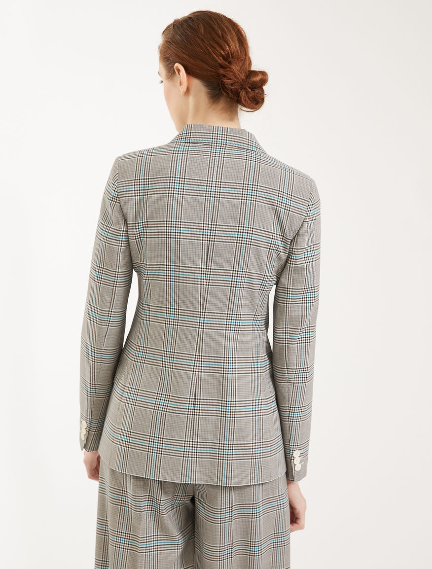 Plain weave blazer Weekend Maxmara