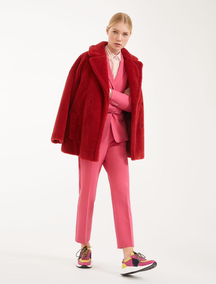 Viscose fabric blazer Weekend Maxmara
