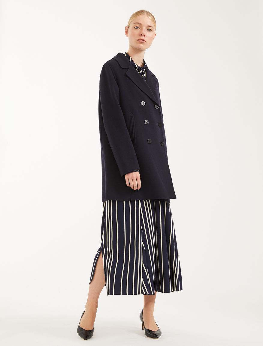 Wool pea coat Weekend Maxmara