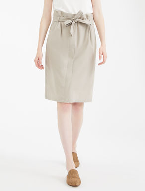 Cotton canvas skirt Weekend Maxmara