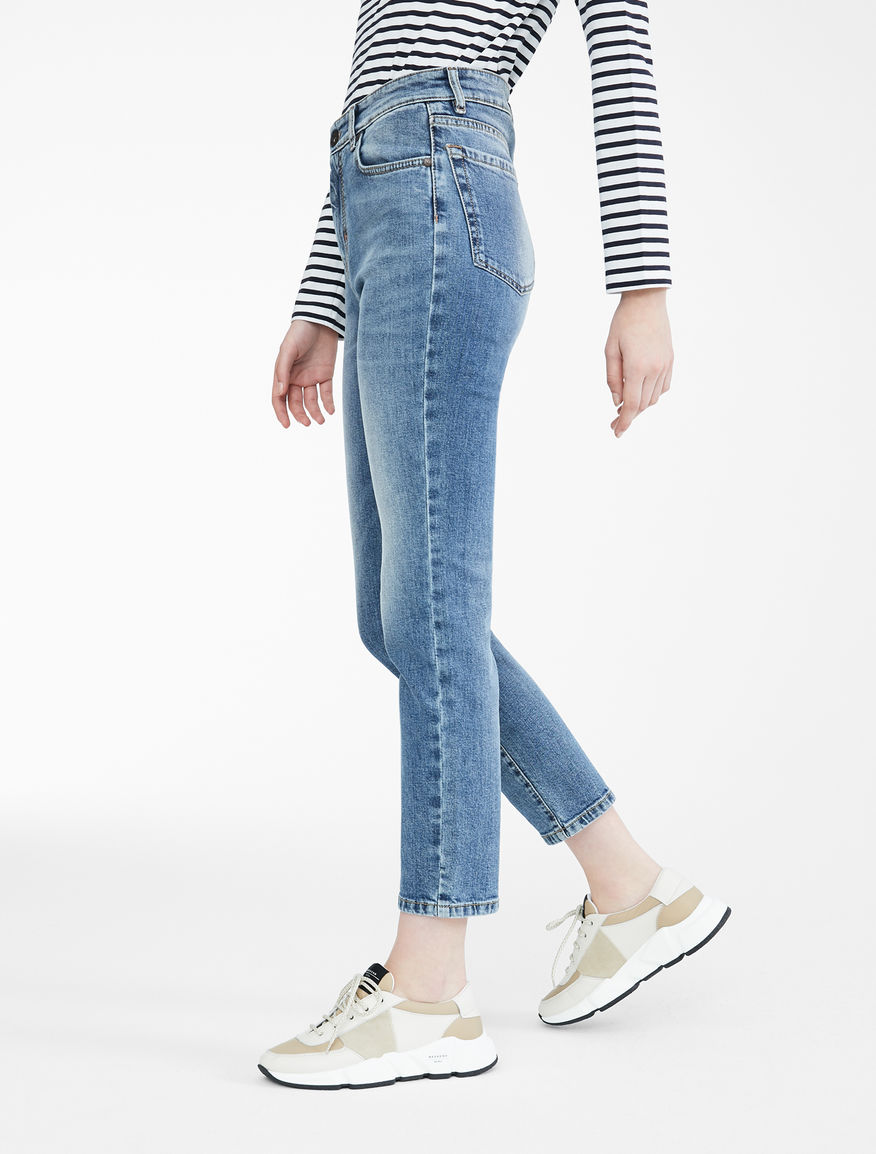 Slim fit denim jeans Weekend Maxmara