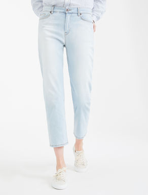 Jeans in denim di cotone Weekend Maxmara