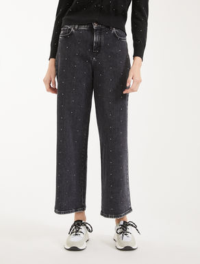 Cropped denim jeans Weekend Maxmara